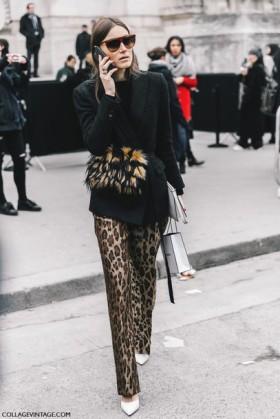 87q3as-l-610x610-pants-fashion+week+2017-tumblr-streetstyle-fashion+week+street+style-leopard+print-printed+pants-black+blazer-blazer-sweater-black+sweater-bag-belt+bag-furry+bag-sunglas