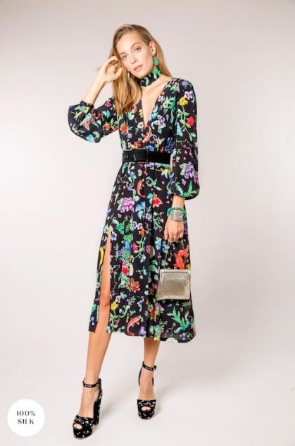 Rixo Camellia Dress copy