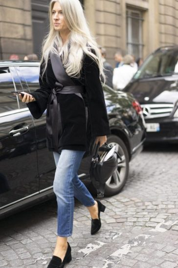 fall-work-outfit-going-out-night-out-velvet-platform-loafers-robe-coat-pfw-ss-2017-street-style-ps-640x960