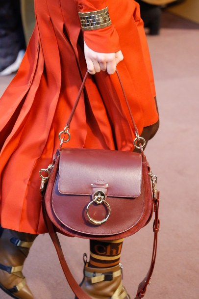 Chloe-Burgundy-Saddle-Bag-Fall-2018